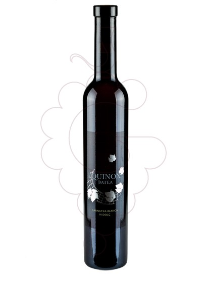 Photo Garnatxa Equinox Blanca fortified wine
