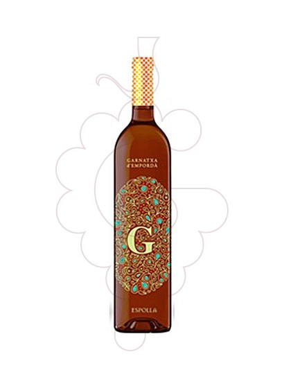 Photo Garnatxa Espolla fortified wine