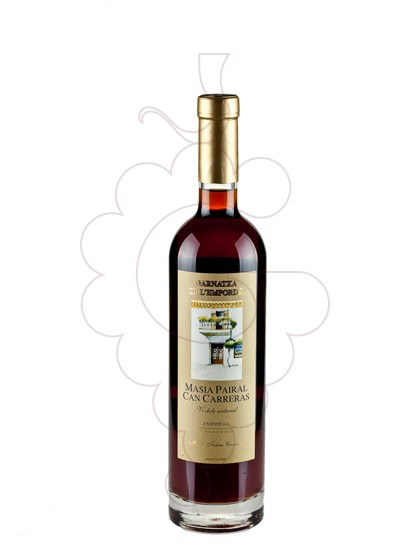 Photo Garnatxa Marti Fabra fortified wine