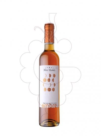 Photo Garnatxa Mas Llunes Ambre fortified wine