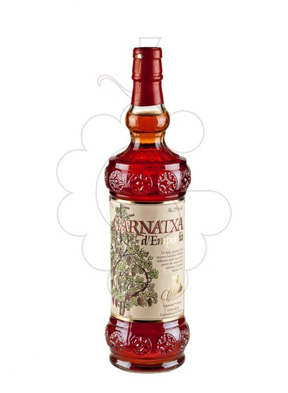 Photo Garnatxa Oliveda fortified wine