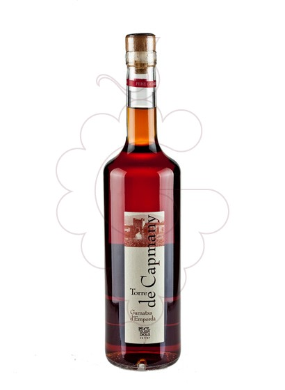 Photo Garnatxa Torre de Capmany fortified wine