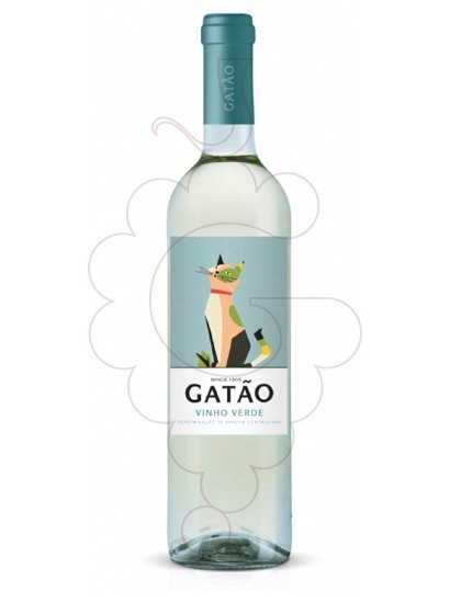 Photo Gatao Blanco Vinho Verde white wine