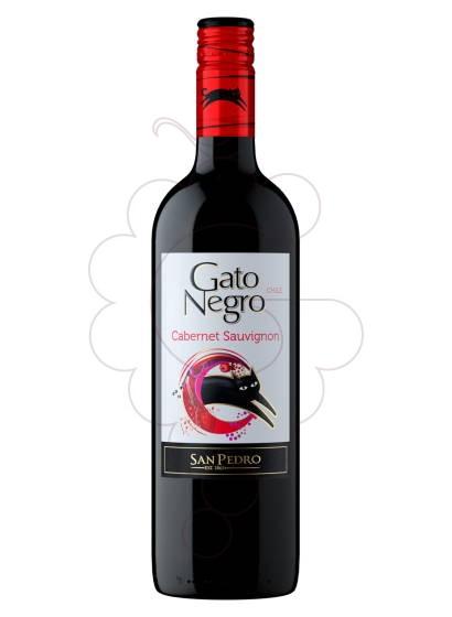 Photo Gato Negro Negre Cabernet red wine