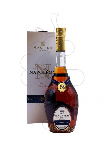 Photo Cognac Gautier Napoleon