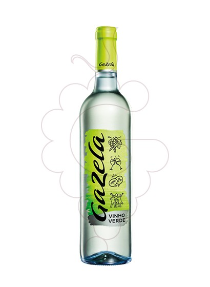 Photo Gazela Vinho Verde Blanc white wine