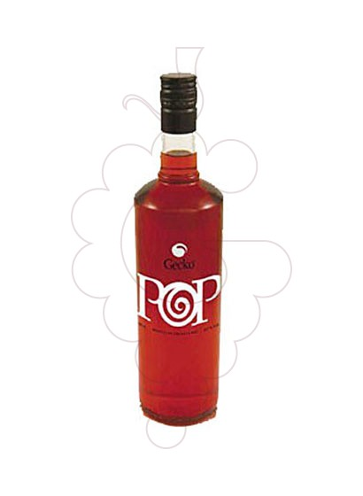 Photo Liqueur Gecko Pop Piruleta