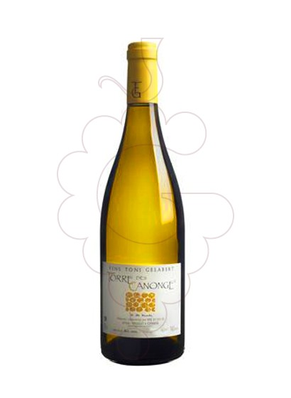 Photo Toni Gelabert Torre des Canonge white wine