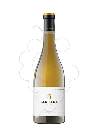 Photo White Gerisena Magnum white wine