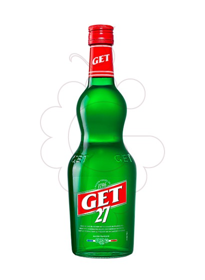 Photo Liqueur Get 27 Pipermint Botello