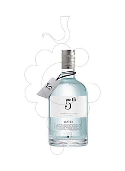 Photo Gin 5 th Floral Water