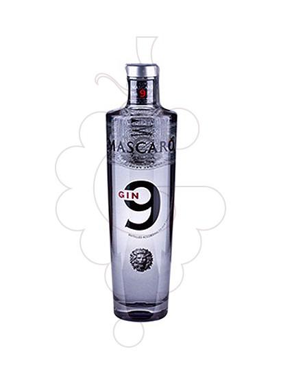 Photo Gin Mascaró 9 Gin