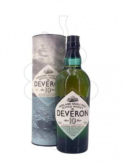 Photo Whisky Glen Deveron 10 Years
