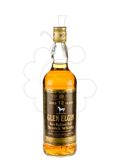 Photo Whisky Glen Elgin Pure Malt
