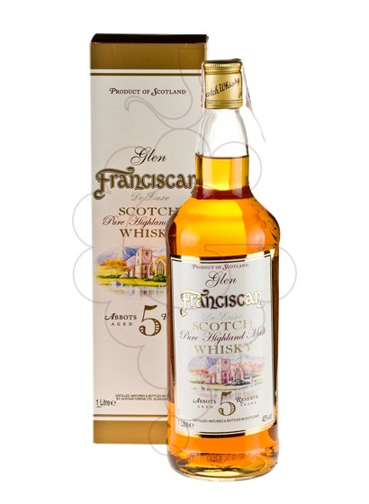 Photo Whisky Glen Franciscan 5 Years