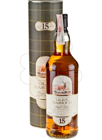 Photo Whisky Glen Garioch 15 Years