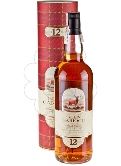 Photo Whisky Glen Garioch 12 Years