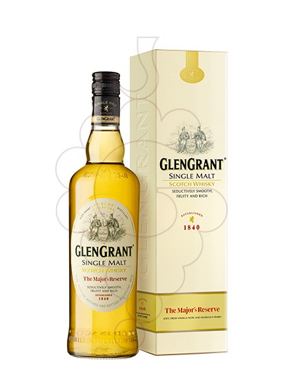 Photo Whisky Glen Grant