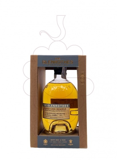 Photo Whisky Glenrothes Reserve Vintage