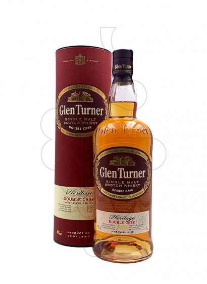 Photo Whisky Glen Turner Heritage Double Wood