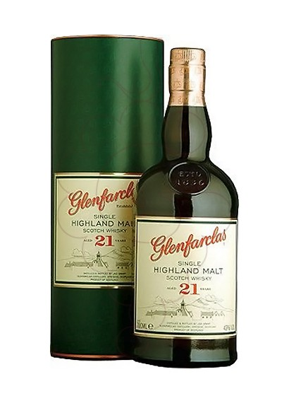 Photo Whisky Glenfarclas 21 Years