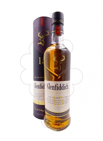 Photo Whisky Glenfiddich 15 Years