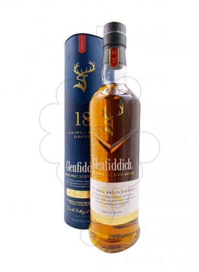 Photo Whisky Glenfiddich 18 Years