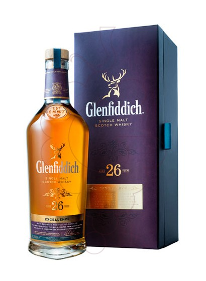 Photo Whisky Glenfiddich 26 Years