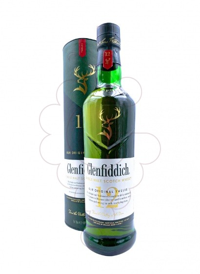 Photo Whisky Glenfiddich 12 Years