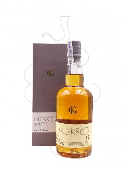 Photo Whisky Glenkinchie 12 Years