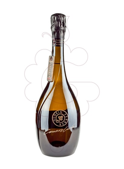 Photo Gloria Ferrer Carneros Cuvee sparkling wine