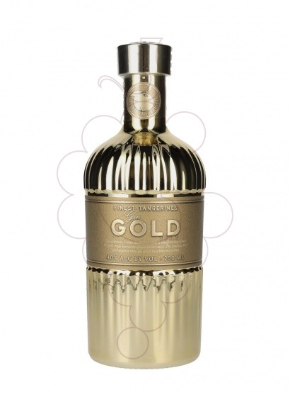 Photo Gin Gold 999.9