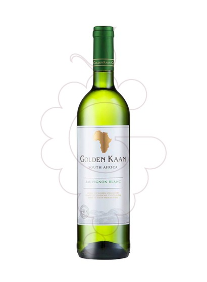 Photo Golden Kaan Sauvignon (Sud Africa) white wine
