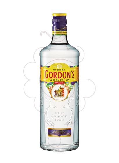 Photo Gin Gordon's
