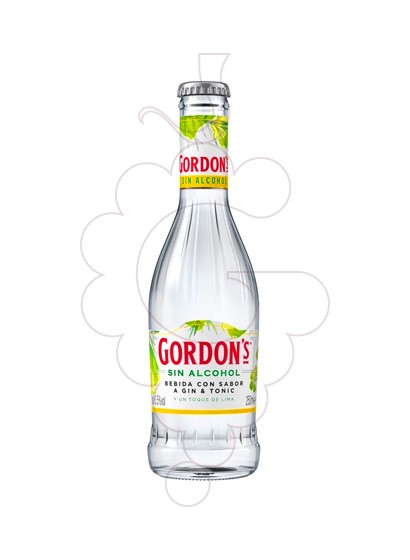 Photo Other Gordon's Lima (s/alcohol)