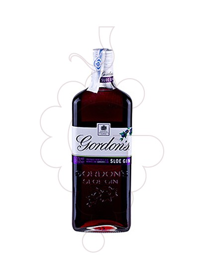 Photo Liqueur Gordon's Sloe Gin