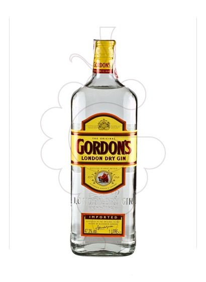Photo Gin Gordon's refillable