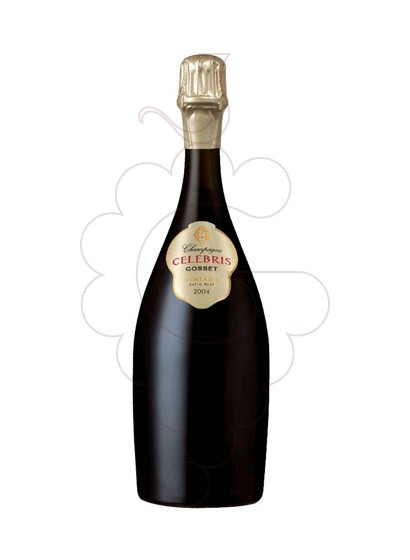 Photo Gosset Celebris sparkling wine
