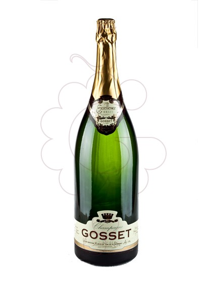 Photo Gosset Excellence Jeroboam sparkling wine