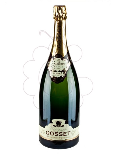 Photo Gosset Excellence Magnum sparkling wine