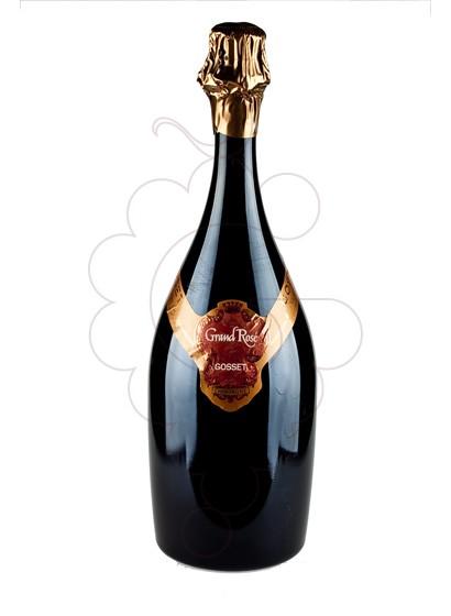 Photo Gosset Grand Rose Magnum sparkling wine