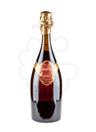 Photo Gosset Grand Rose sparkling wine