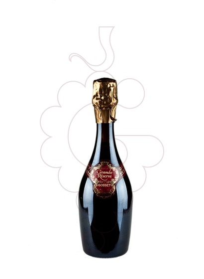 Photo Gosset Grande Reserve (mini) sparkling wine
