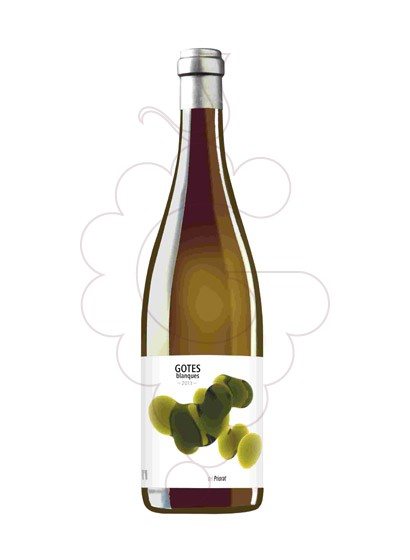 Photo Gotes Blanques  white wine