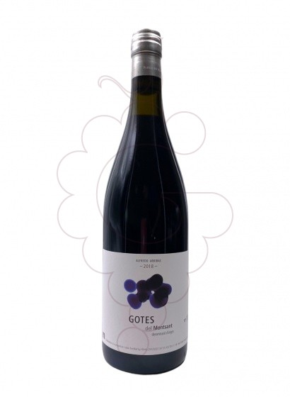 Photo Gotes del Montsant  red wine