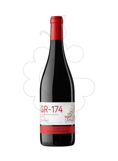 Photo GR-174 Negre red wine