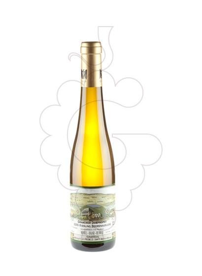 Photo S.A. Prüm Graacher Domprobst Beerenauslese white wine