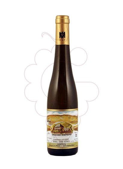 Photo S.A. Prüm Graacher Domprobst Eiswein fortified wine