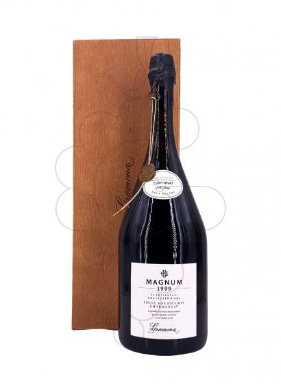Photo Gramona 20 Aniversari Col·lecció d'Art Magnum sparkling wine