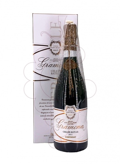 Photo Gramona Celler Batlle sparkling wine
